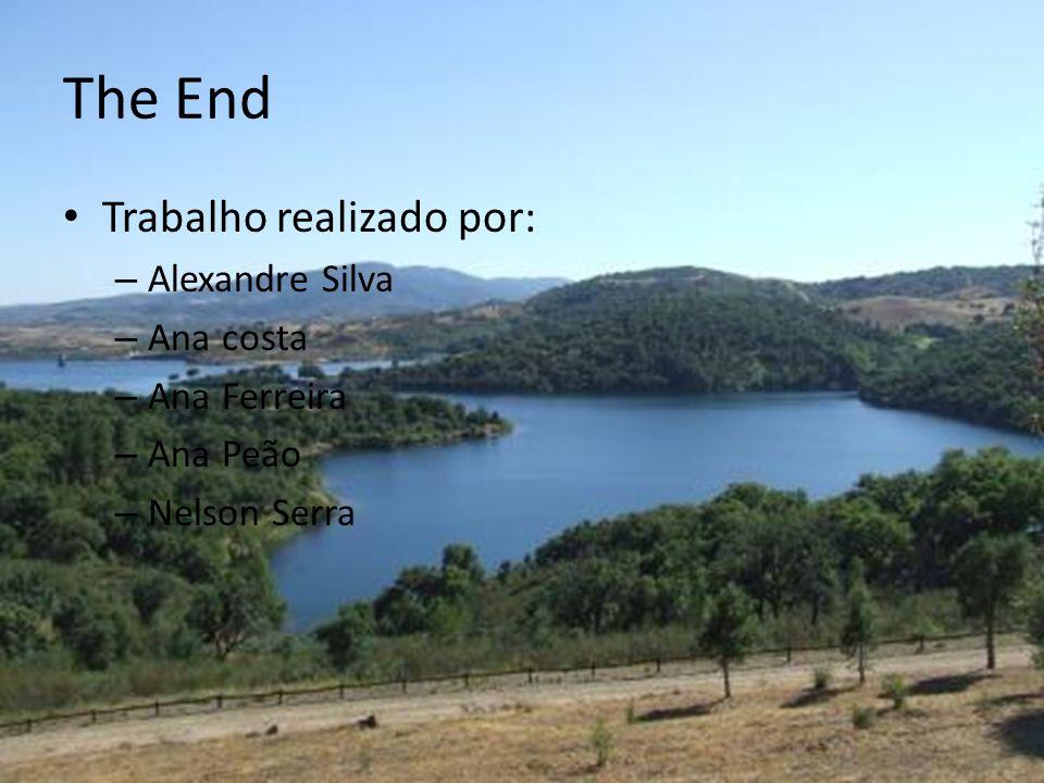 The End Trabalho realizado por: Alexandre Silva Ana costa Ana Ferreira