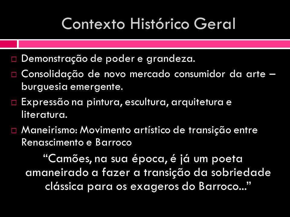 Contexto Histórico Geral