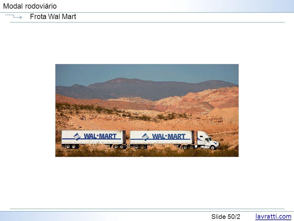 Frota Wal Mart