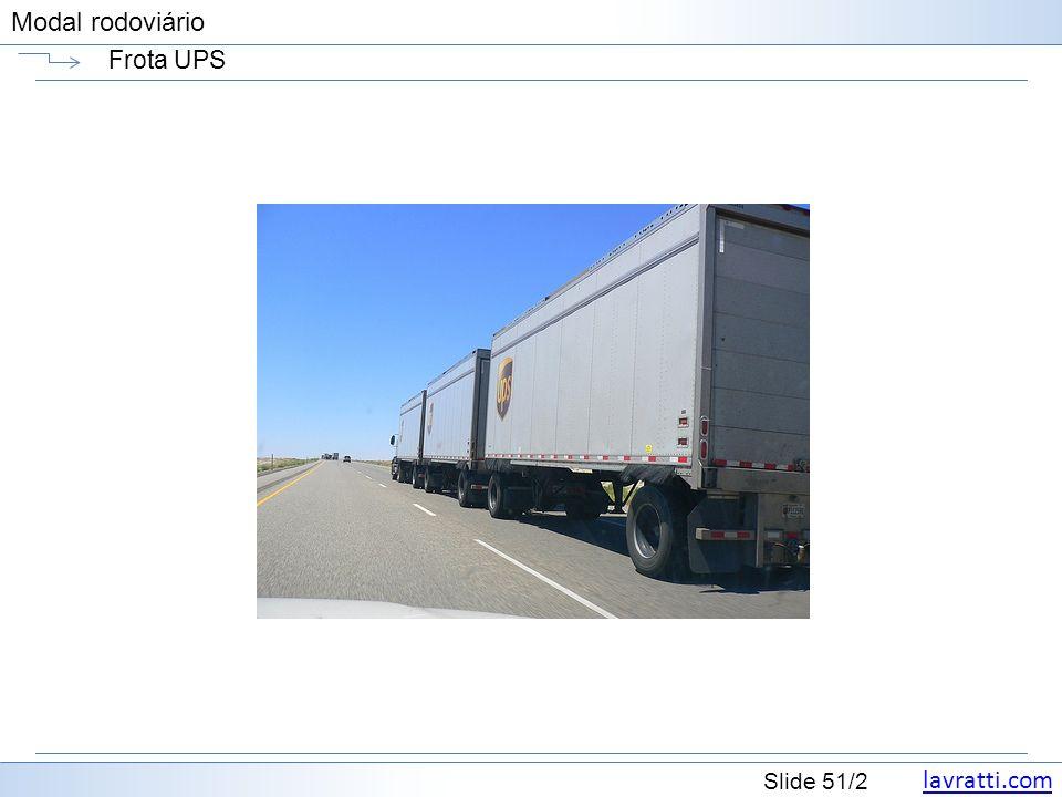 Frota UPS