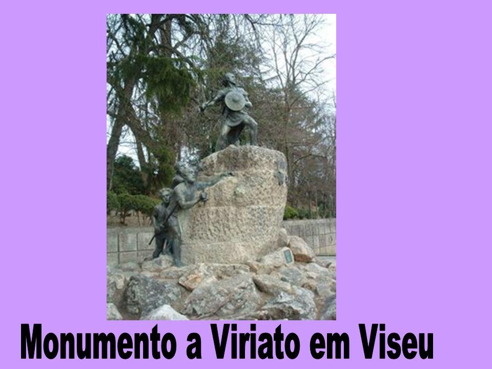 Monumento a Viriato em Viseu