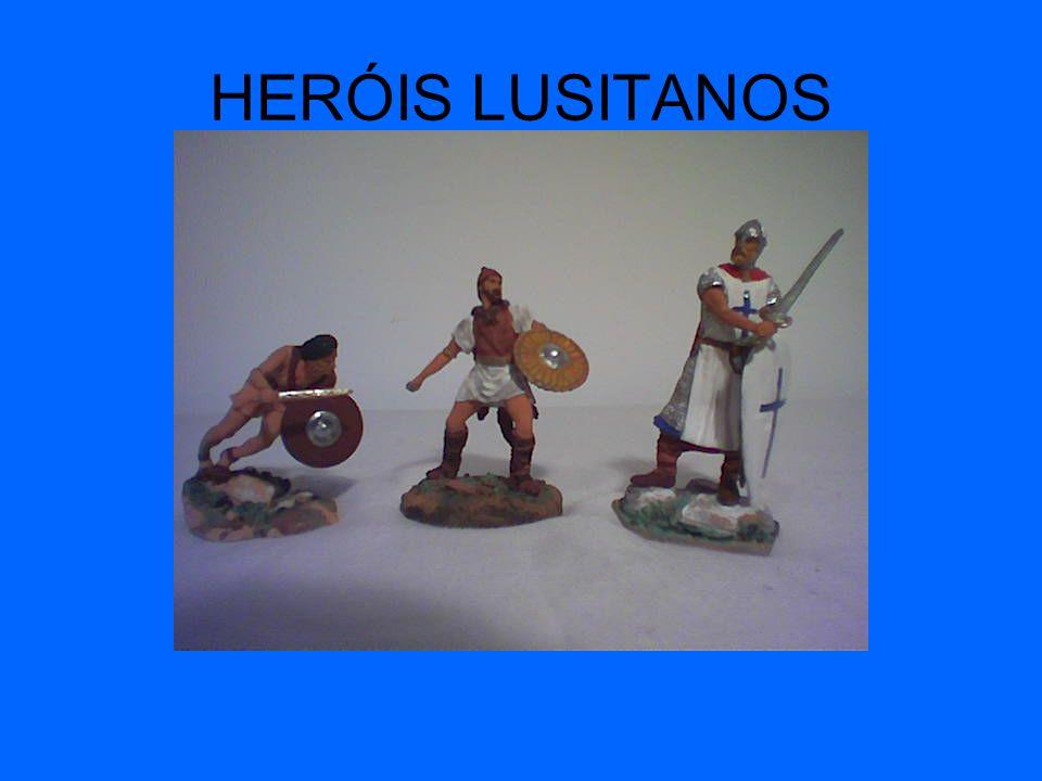 HERÓIS LUSITANOS
