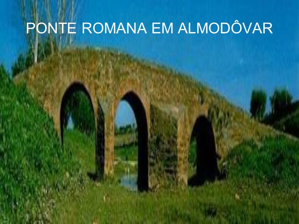 PONTE ROMANA EM ALMODÔVAR