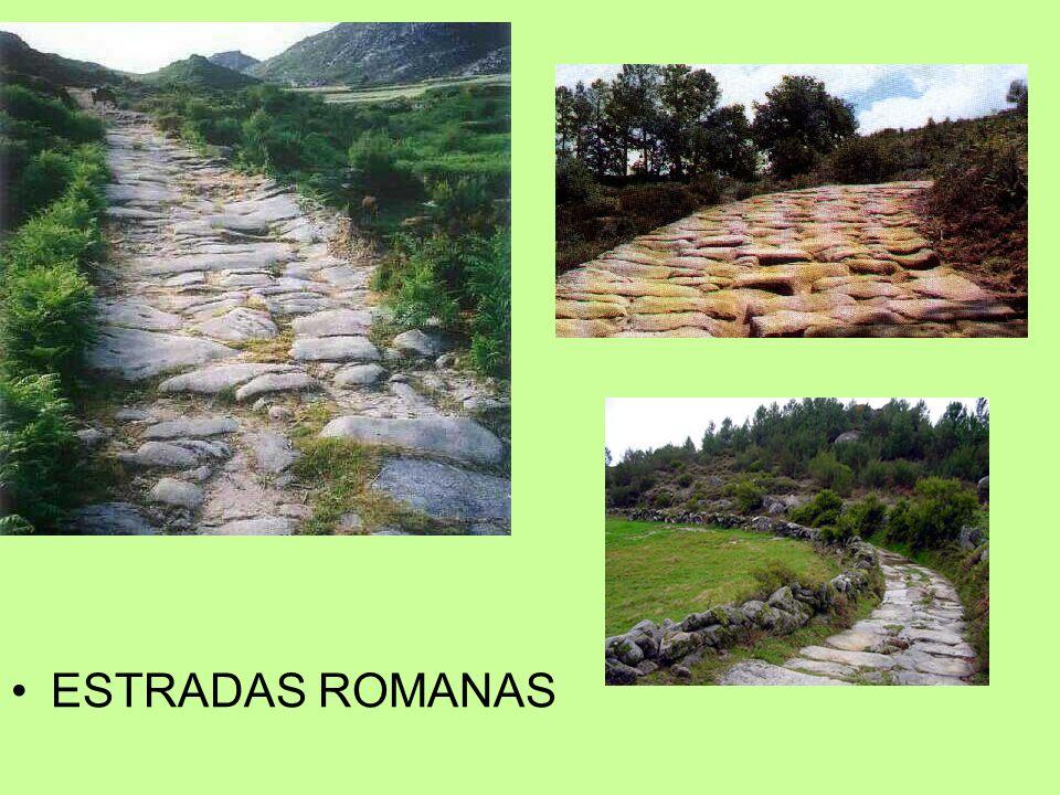 ESTRADAS ROMANAS