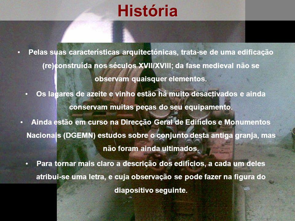 História Descrição.