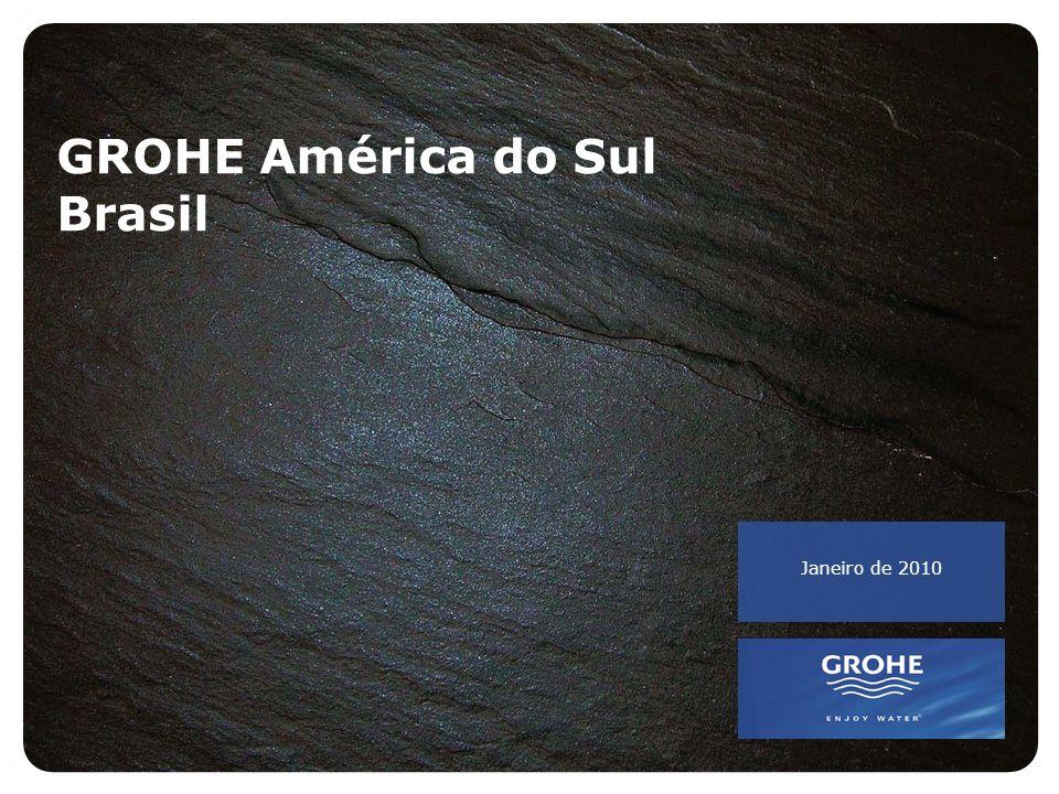 GROHE América do Sul Brasil