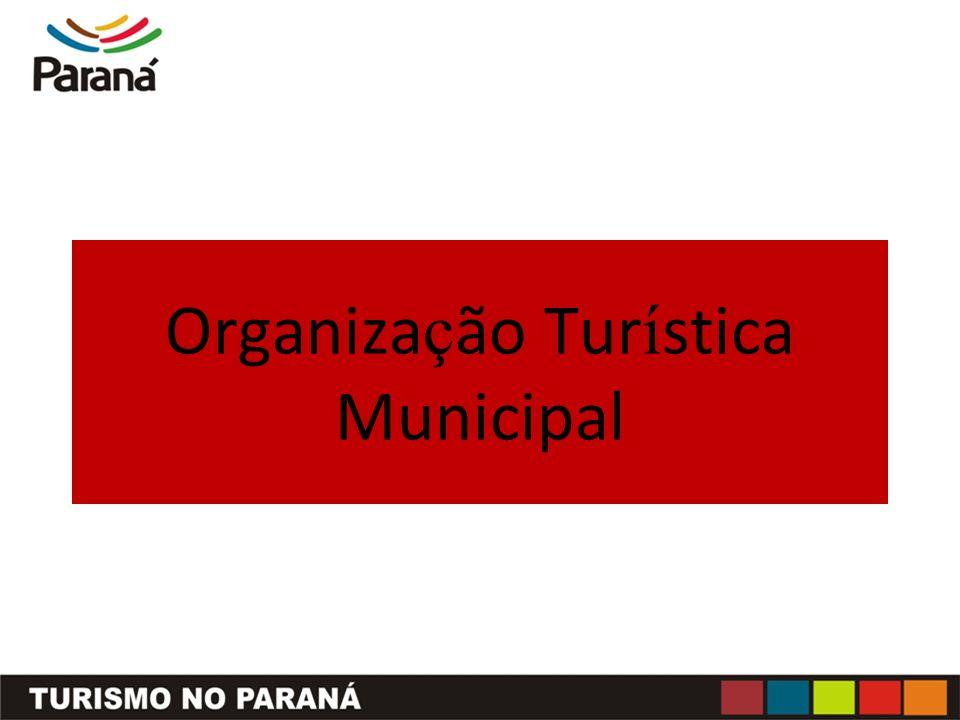 Organização Turística Municipal