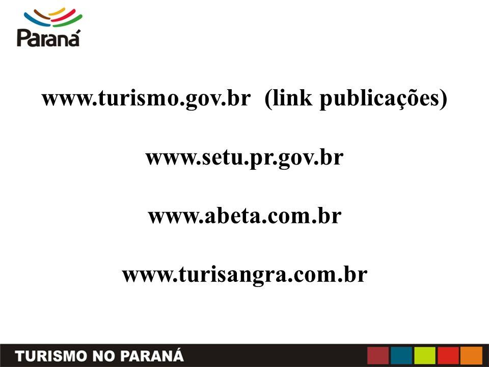www.turismo.gov.br (link publicações)