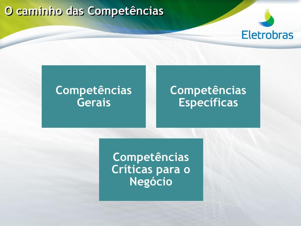 O caminho das Competências