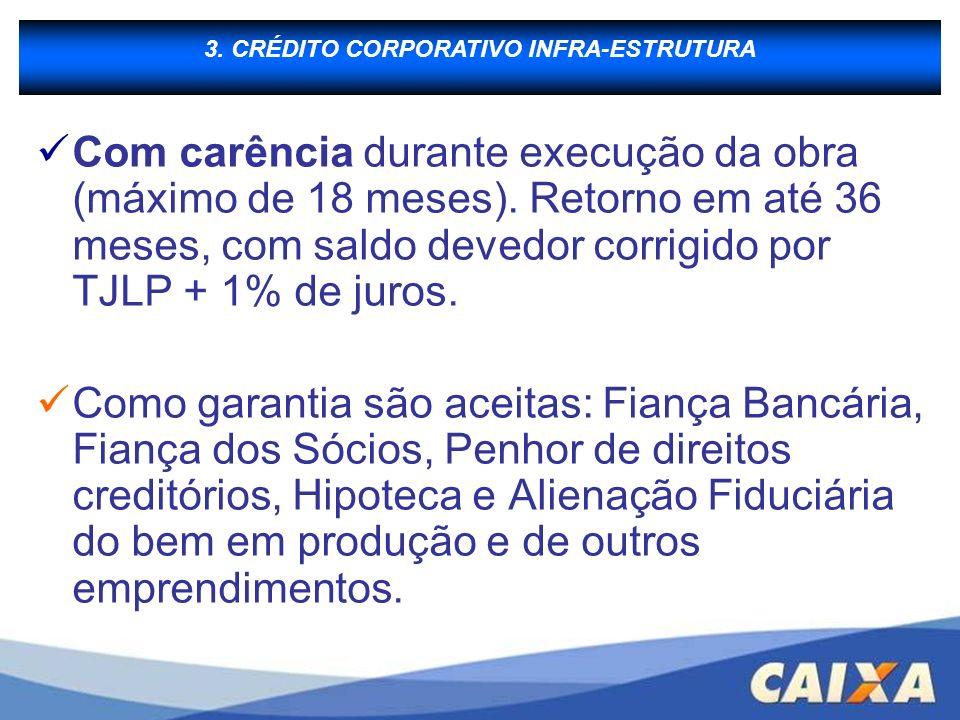 B - Financiamento à Produção