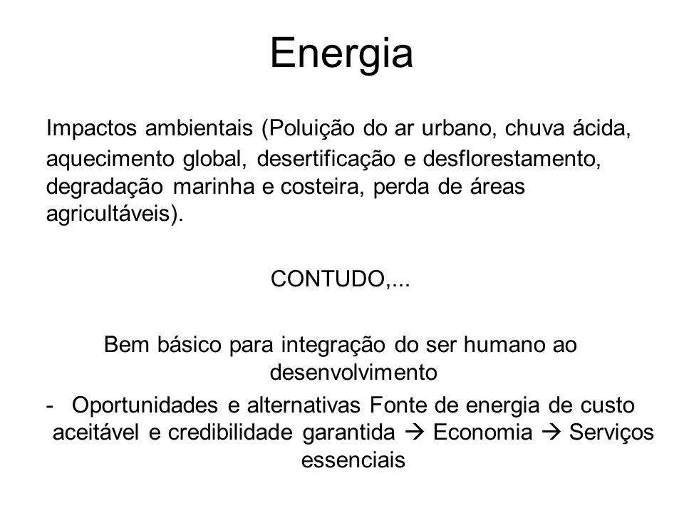 Bem básico para integração do ser humano ao desenvolvimento