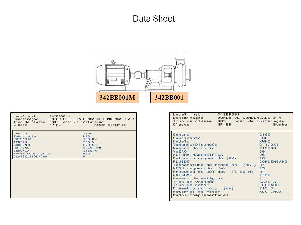 Data Sheet 342BB001M 342BB001