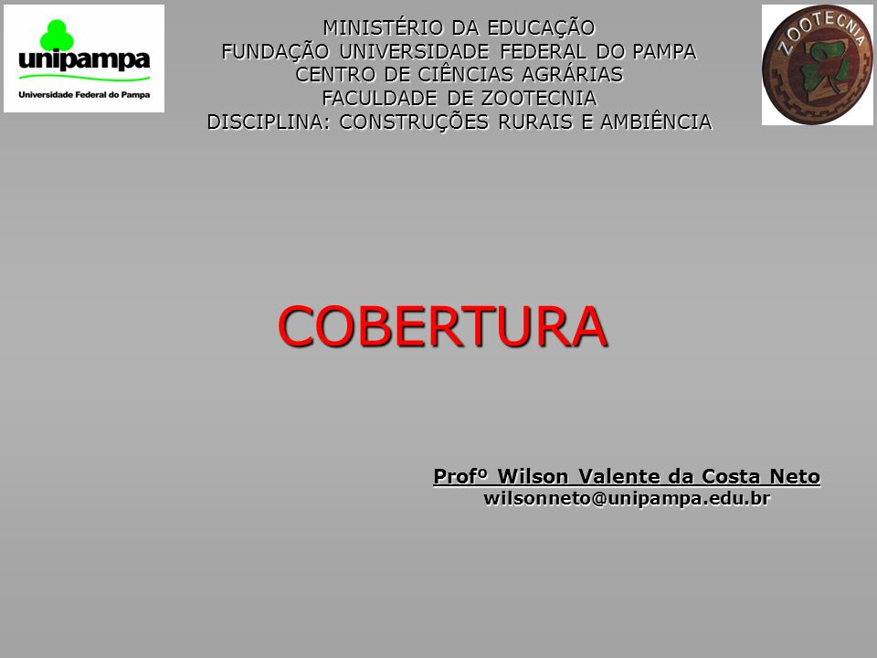 Profº Wilson Valente da Costa Neto