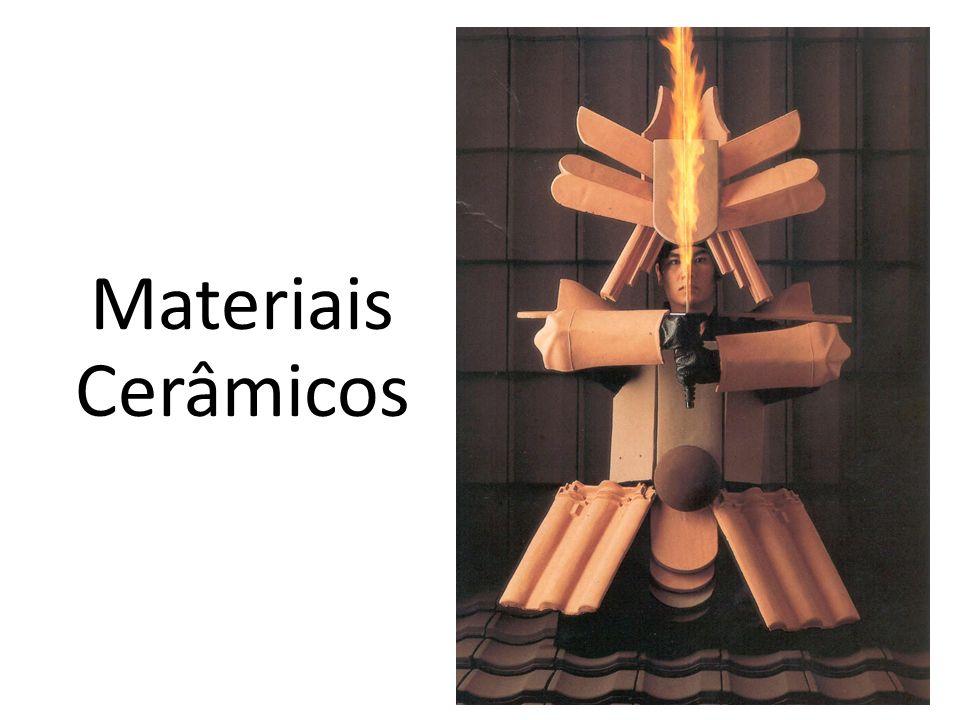 Materiais Cerâmicos Clique para adicionar texto
