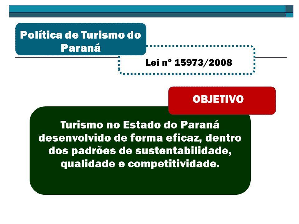Política de Turismo do Paraná