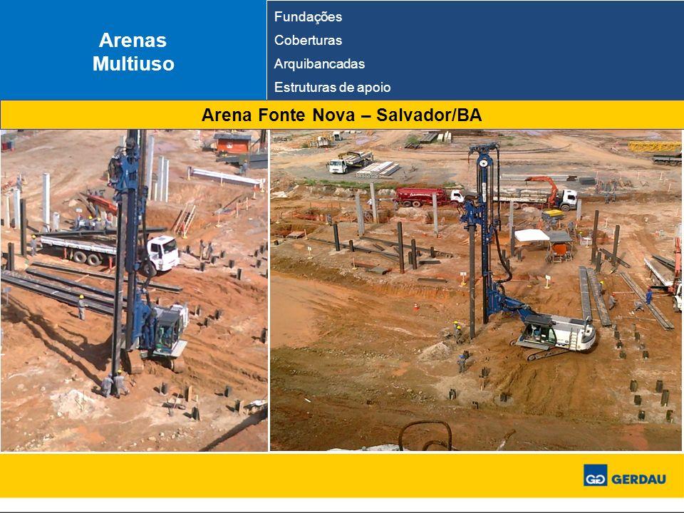 Arena Fonte Nova – Salvador/BA