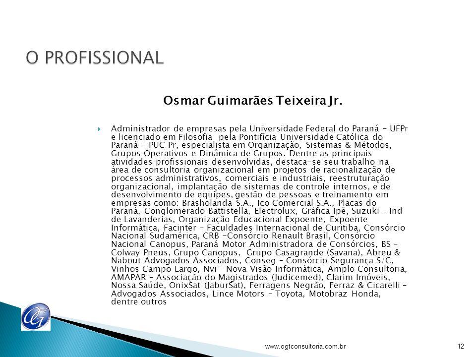 Osmar Guimarães Teixeira Jr.