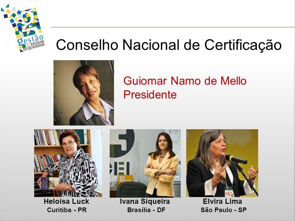 Conselho Nacional de Certificação