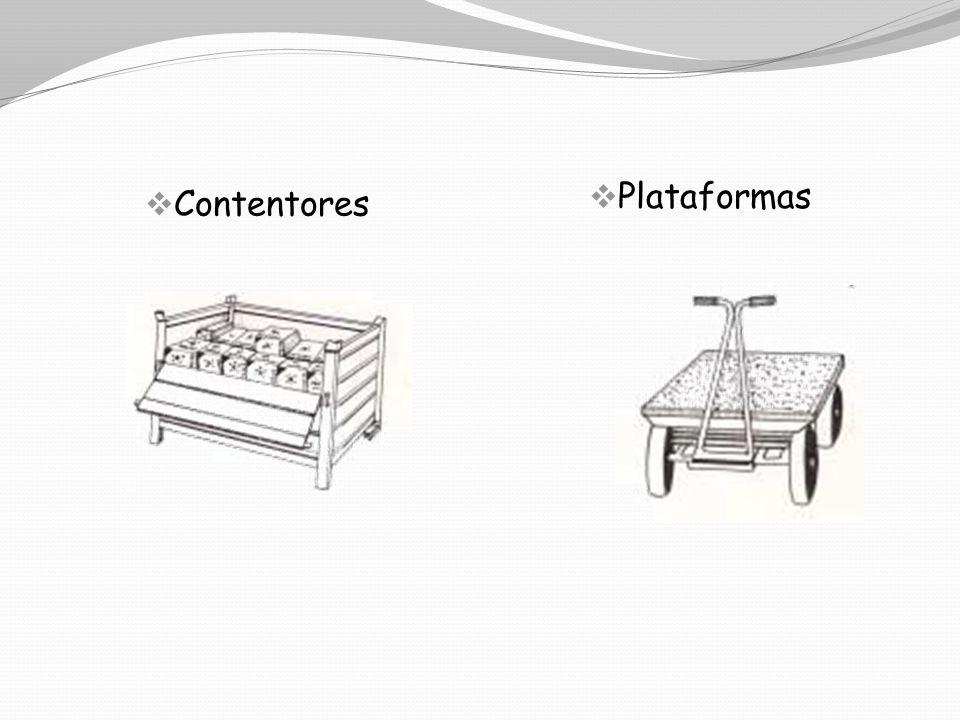 Plataformas Contentores