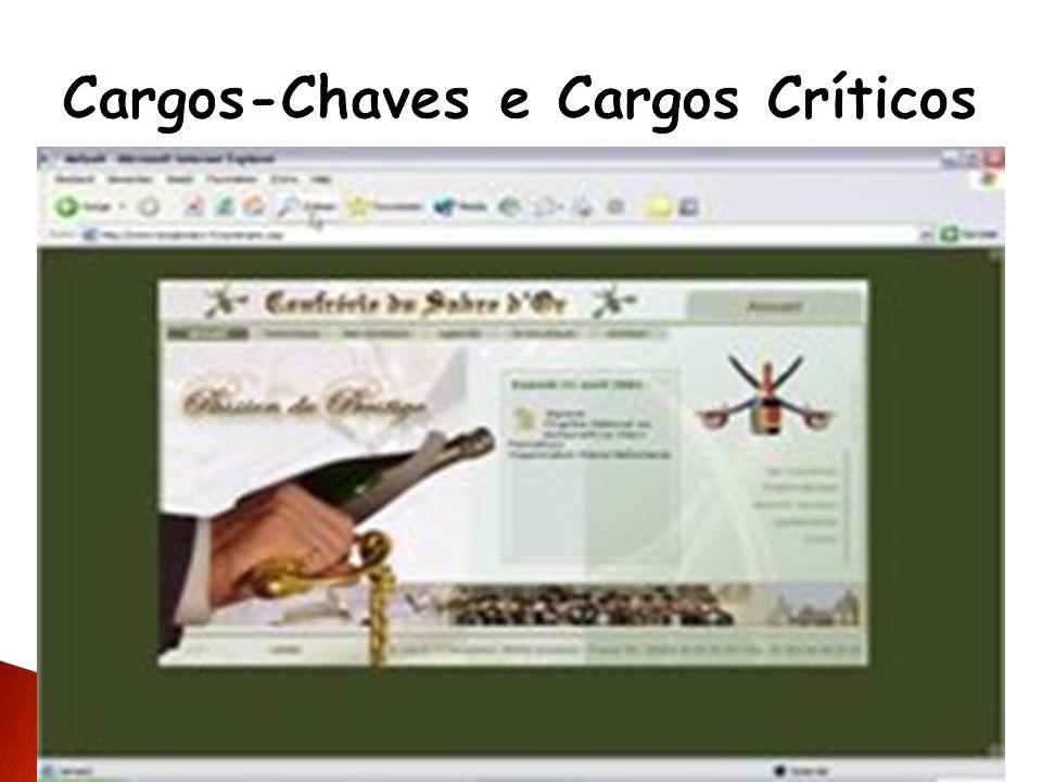 Cargos-Chaves e Cargos Críticos