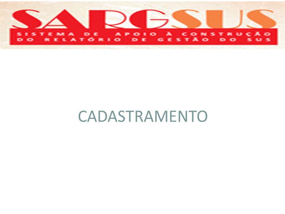 CADASTRAMENTO