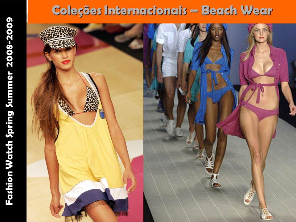 Coleções Internacionais – Beach Wear