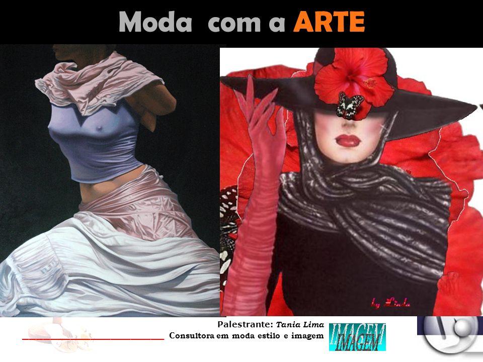 Moda com a ARTE