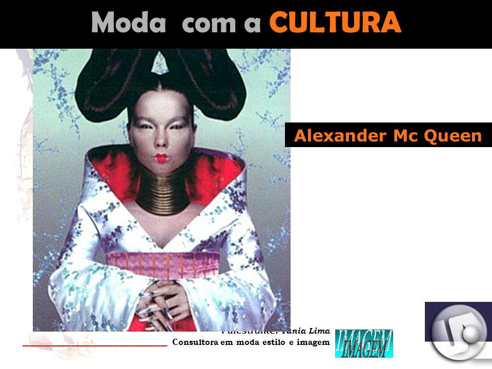 Moda com a CULTURA Alexander Mc Queen