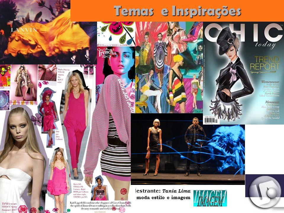 Temas e Inspirações