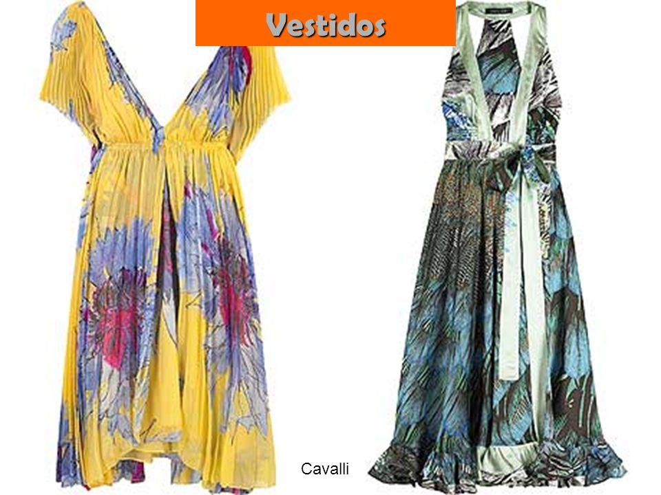 Vestidos Cavalli