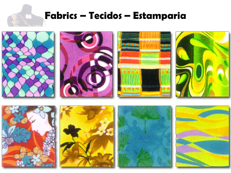 Fabrics – Tecidos – Estamparia