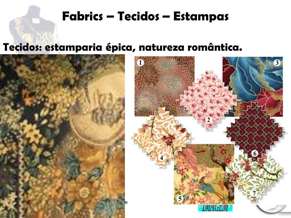 Fabrics – Tecidos – Estampas