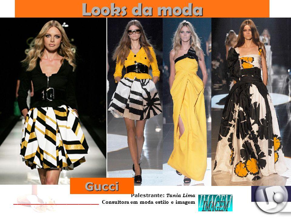 Looks da moda Gucci