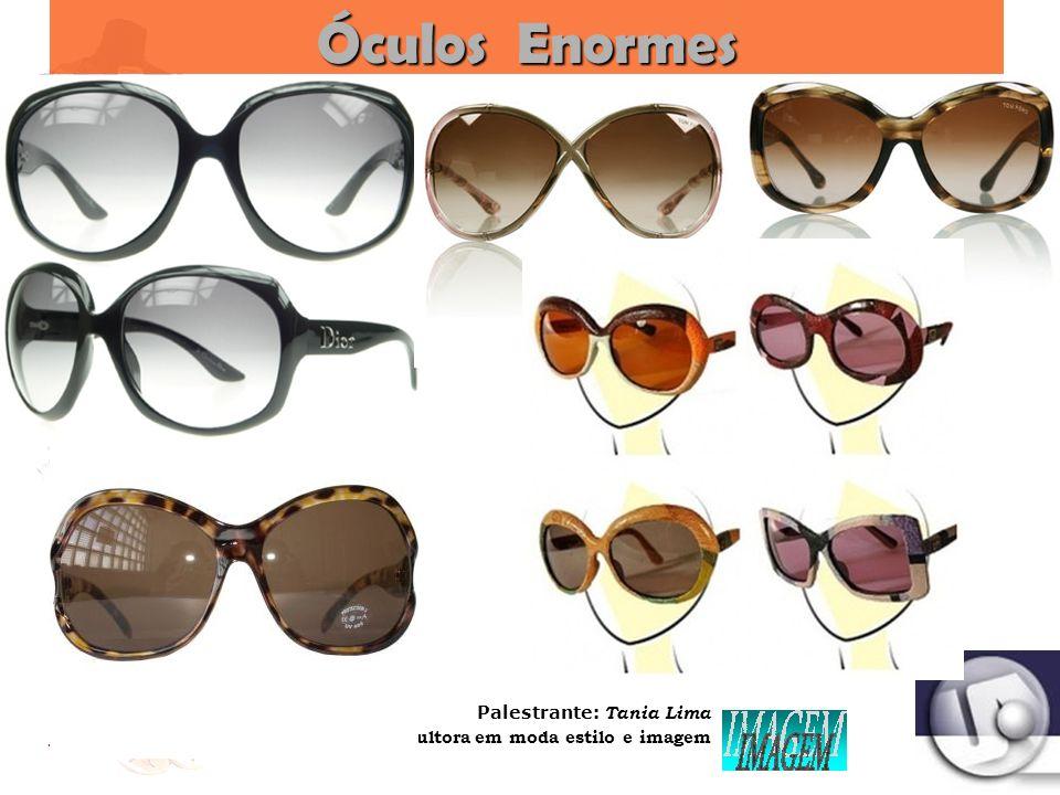 Óculos Enormes