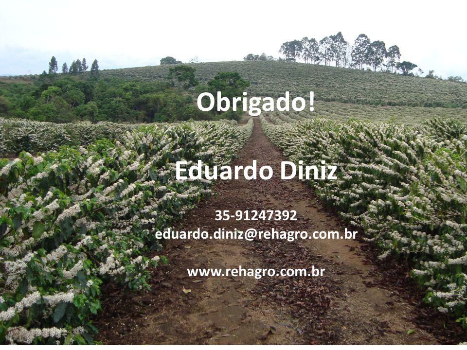 Obrigado! Eduardo Diniz