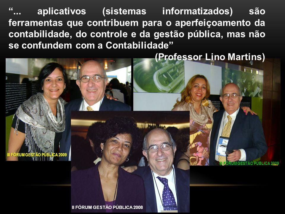 (Professor Lino Martins)