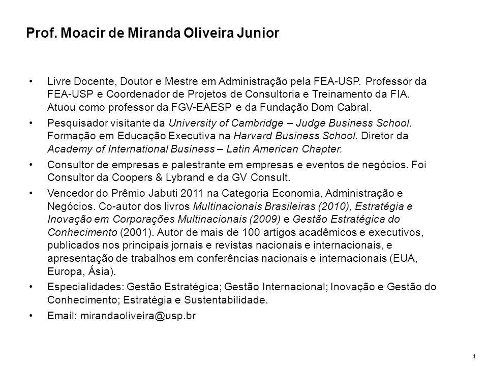Prof. Moacir de Miranda Oliveira Junior