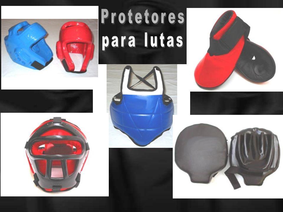 Protetores para lutas