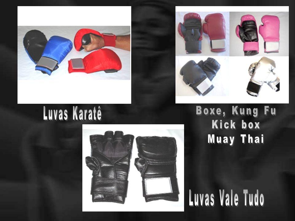 Luvas Karatê Boxe, Kung Fu Kick box Muay Thai Luvas Vale Tudo