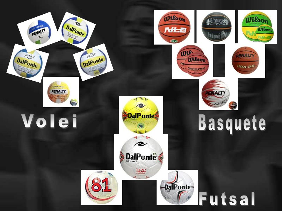 Volei Basquete Futsal