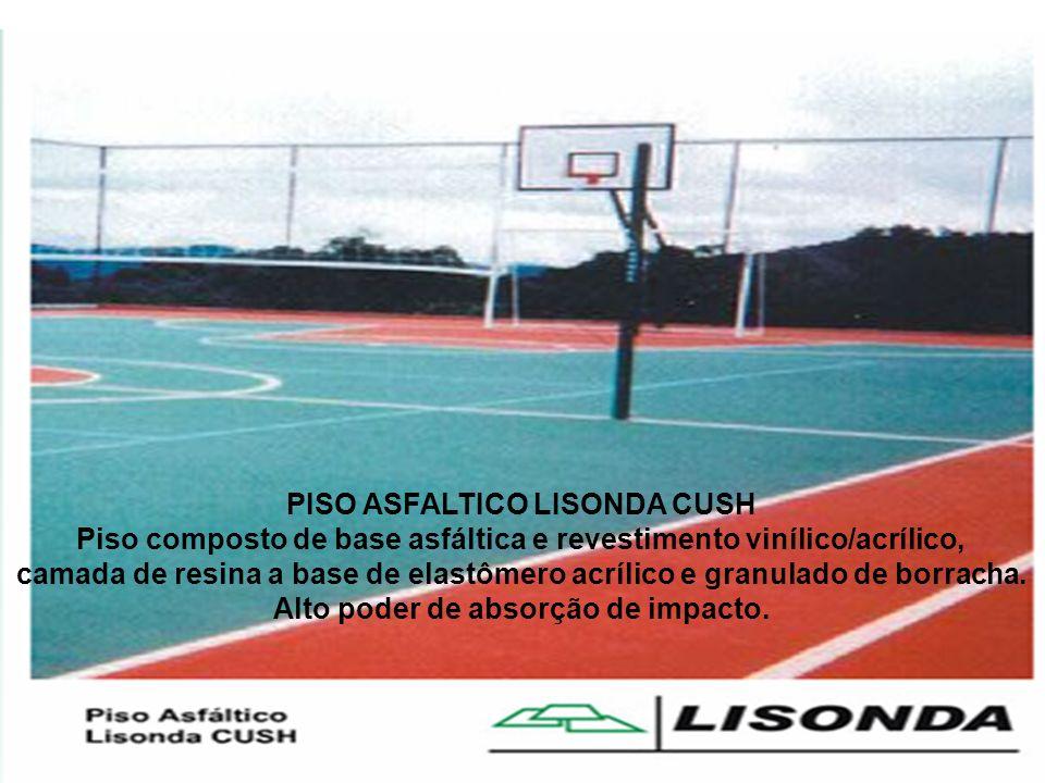 PISO ASFALTICO LISONDA CUSH