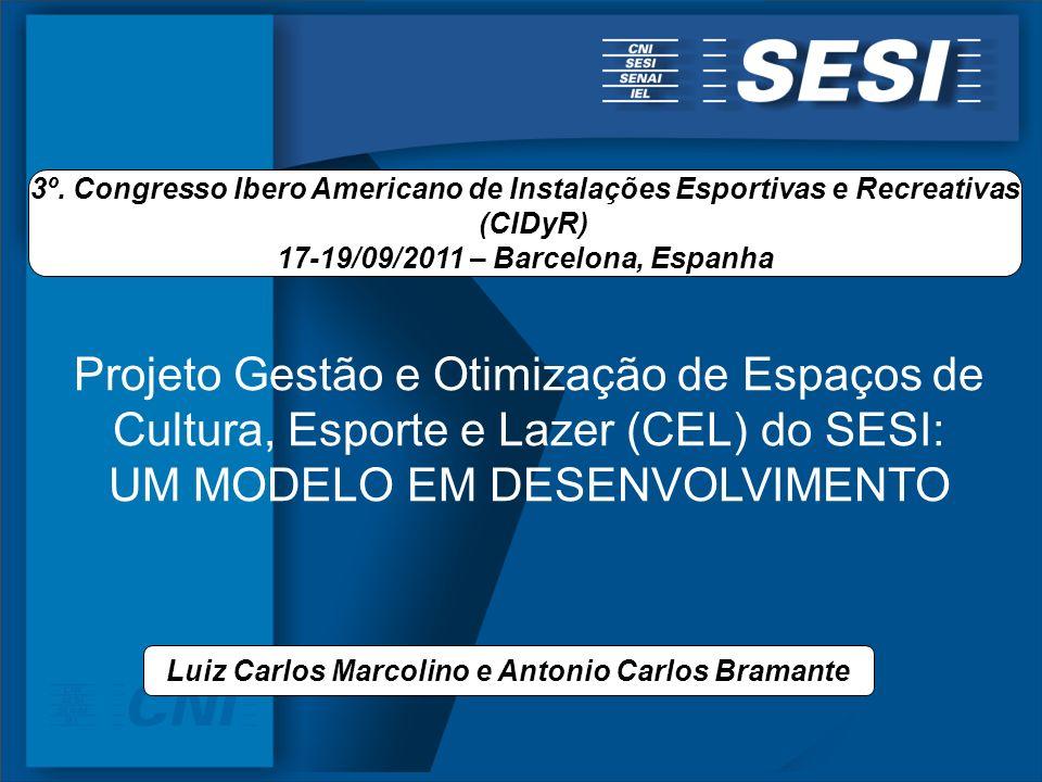 3º. Congresso Ibero Americano de Instalações Esportivas e Recreativas