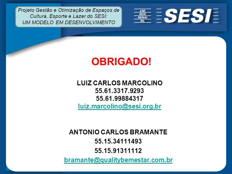 ANTONIO CARLOS BRAMANTE