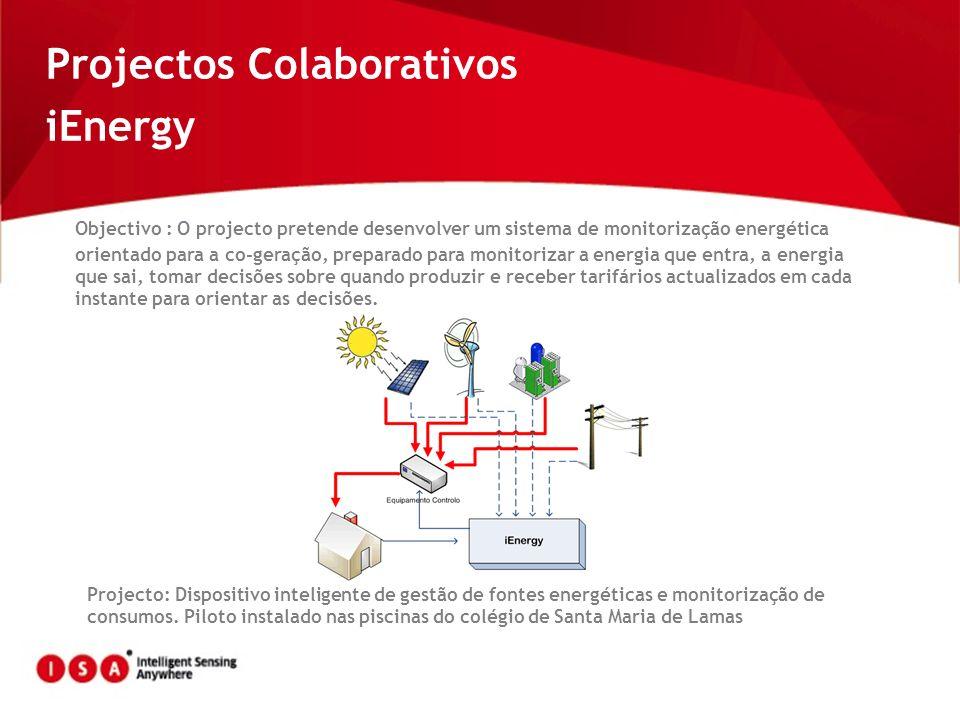 Projectos Colaborativos iEnergy