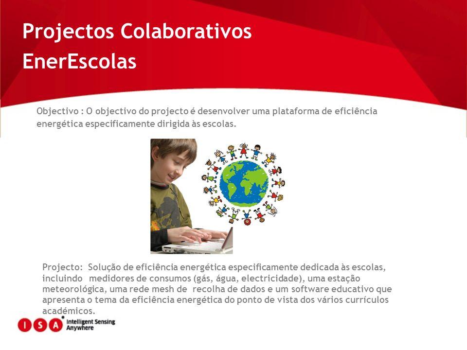Projectos Colaborativos EnerEscolas