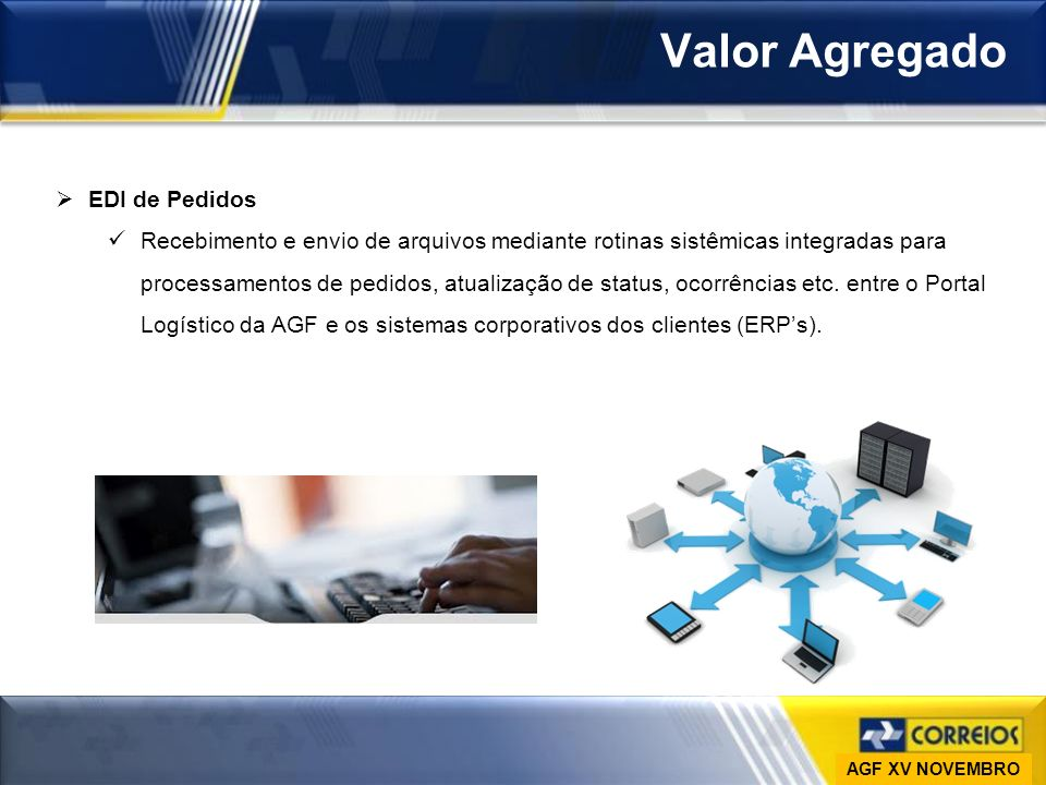 Valor Agregado EDI de Pedidos