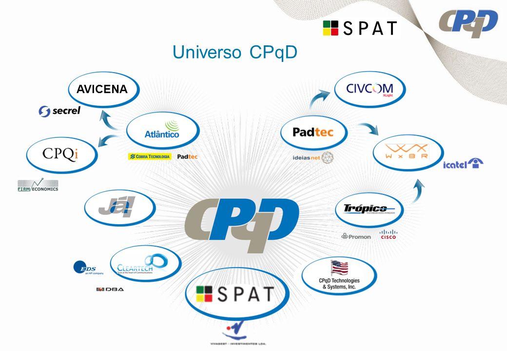 Universo CPqD AVICENA 5
