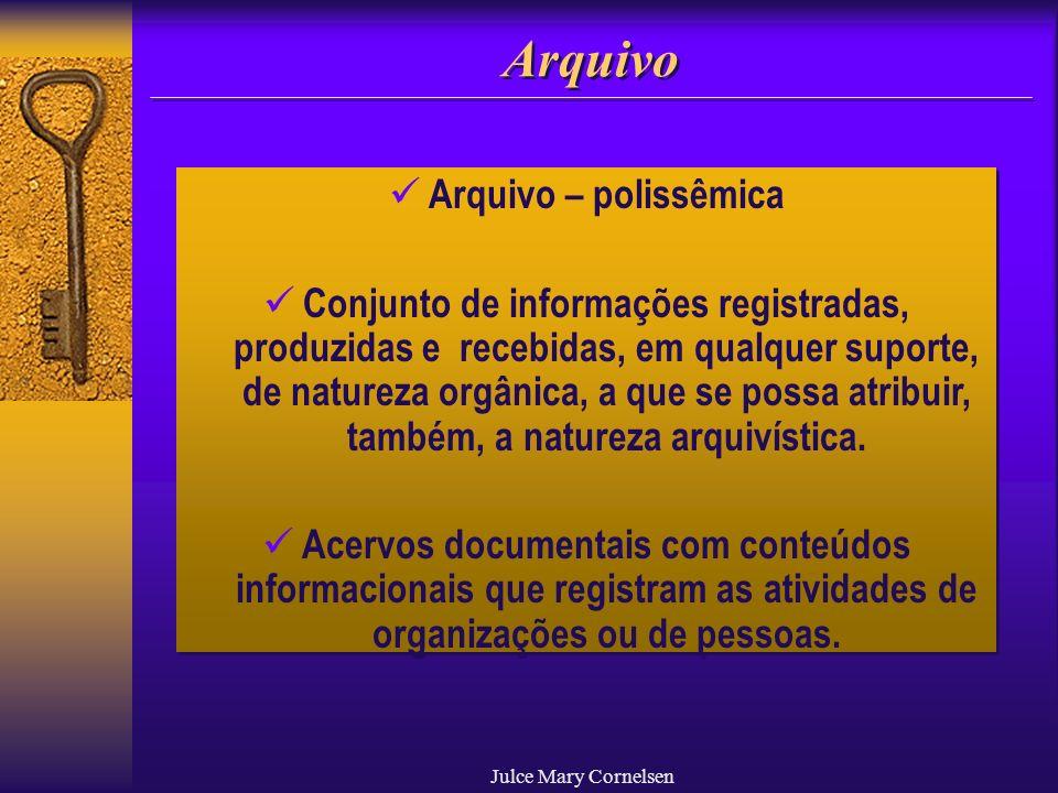 Arquivo Arquivo – polissêmica