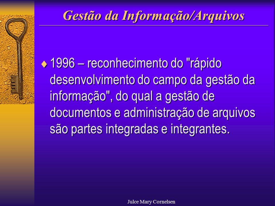 Gestão da Informação/Arquivos