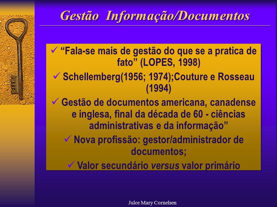 Gestão Informação/Documentos